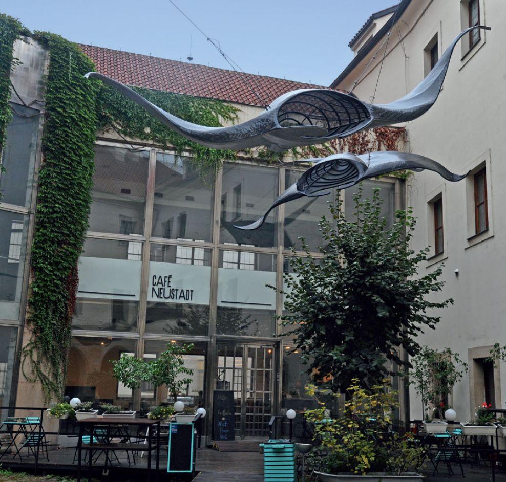 café neustadt prague