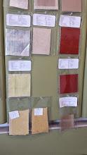 Photo: Kevlar, aluminizada, silica, silica siliconizada