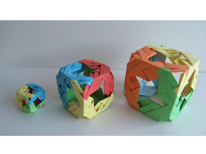 Photo: Les cubes ajourés