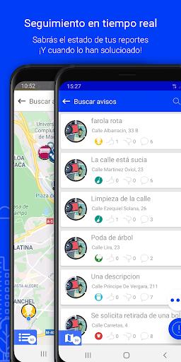 Avisos Madrid screenshot 5