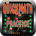 Quick Math Battle-Space War icon
