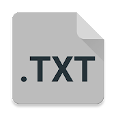 TXT Editor (All Text Files)