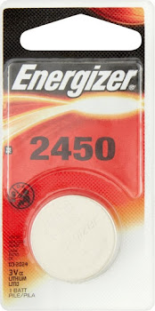 Energizer 2450 Lithium Coin Battery - 3V