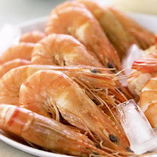 Shrimp with Chili Dipping Sauce