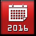 Calendar Photo Frames icon
