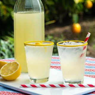 Italian Lemonade.