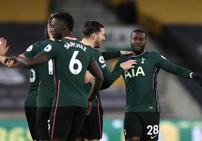 Tottenham perd des plumes chez les Wolves