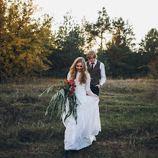 Wedding photographer Oksana Bilichenko (bili4enko). Photo of 18.10.2017