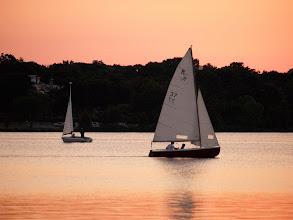 Photo: Sunset Sail