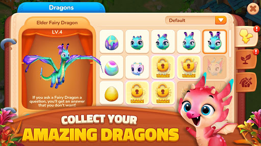 Dragonscapes Adventure modavailable screenshots 3