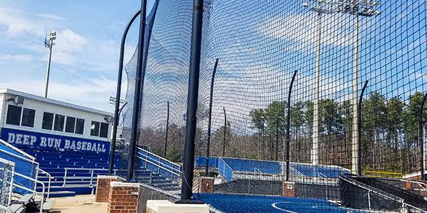 100' Wide Field Net