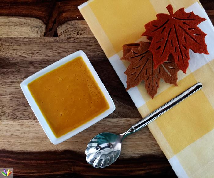 Vegan Fall Pumpkin Soup