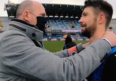 """🎥 Club Brugge deelt weer schitterende beelden vanuit de kleedkamer: """"Als Brandon zulke goals begint te maken, zullen we moeilijk te stoppen zijn"""""""