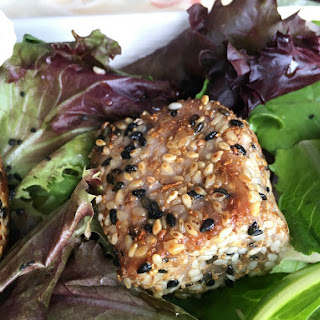 Ahi Tuna With Rice Recipes