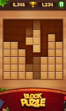 Block Puzzle - Wood Legend
