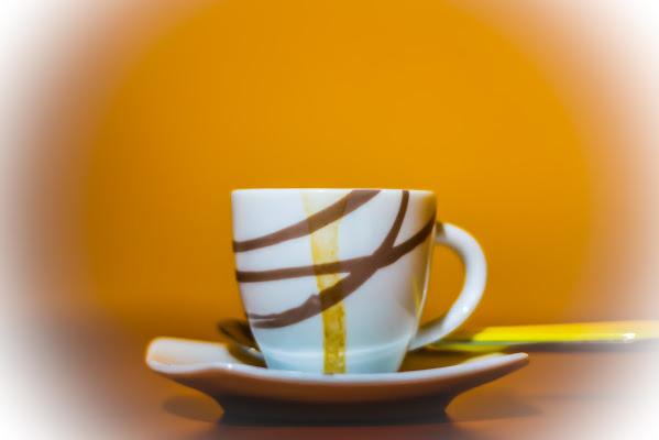 Tracce di un caffè frettoloso. di fuele74
