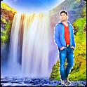 Waterfall Photo Frames icon