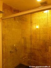 Photo: #005-Salvador de Bahia. Le Pestana Bahia. La salle de bains.