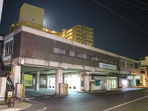 西鉄直方バスセンター