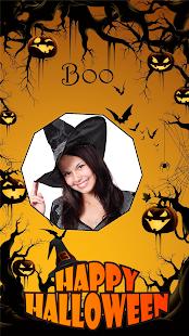 Halloween Photo Frame : Halloween DP Maker 2017 - náhled