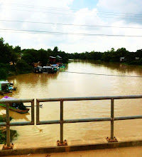 Photo: View from Mekong Express.