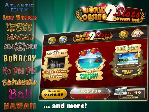 Slots Power Up 2 World Casino 2.24 screenshots {n} 6