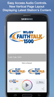 Faith Talk 1500 - screenshot thumbnail