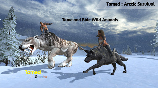 Tamed : Arctic Survival apktram screenshots 3