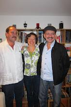 Photo: Ruben, Patricia, Hector