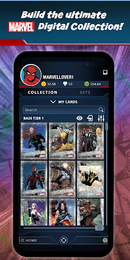 MARVEL Collect! by Toppsu00ae Card Trader 12.1.0 screenshots {n} 2