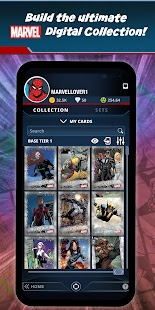 MARVEL Collect! by Topps® Card Trader Screenshot