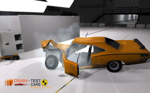 Lincoln Car Crash Test