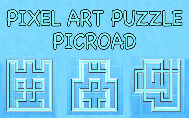 Pixel Art Puzzle - PicRoad
