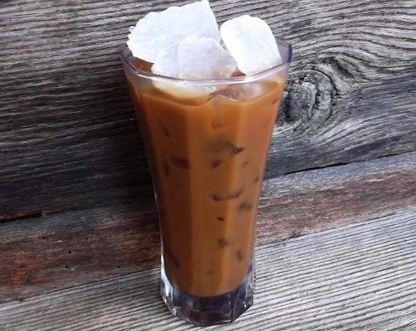 Caffe' Ghiacciato Speciale (special Iced Coffee) Recipe
