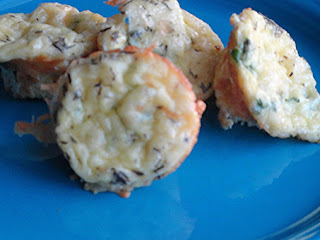 Turkey, Spinach, & Swiss Mini Quiche Recipe