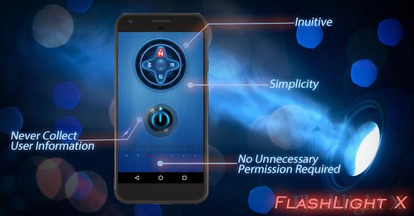 Flashlight X 4.544 Mod APK Latest Version 2