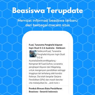Info Beasiswa Screenshot Thumbnail