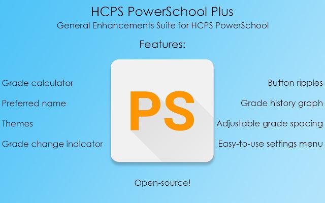 HCPS PowerSchool Plus