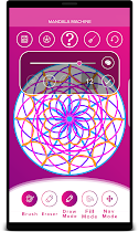 Mandala Machine - screenshot thumbnail 01