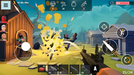 4 GUNS: 3D Pixel Shooter 0.10b de.gamequotes.net 3