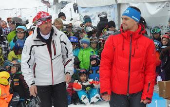 Photo: 100 Jahr Skijugentag.Siegerehrung.