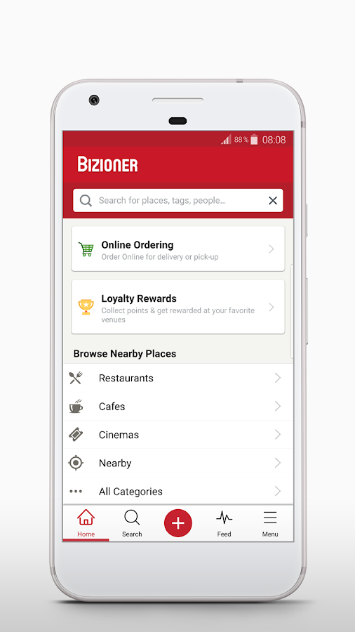 Bizioner- screenshot