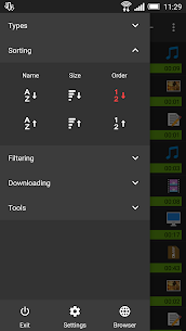 Advanced Download Manager Pro 5.1.2 build 51251 Cracked Apk 4