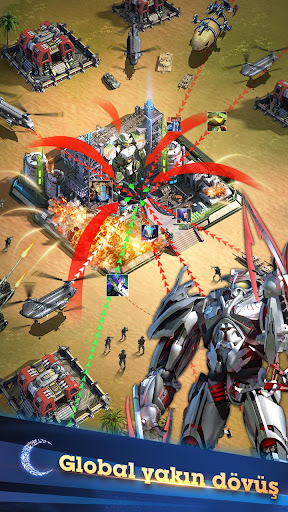 Warfare Strike:Ghost Recon 2.5.6 screenshots 12