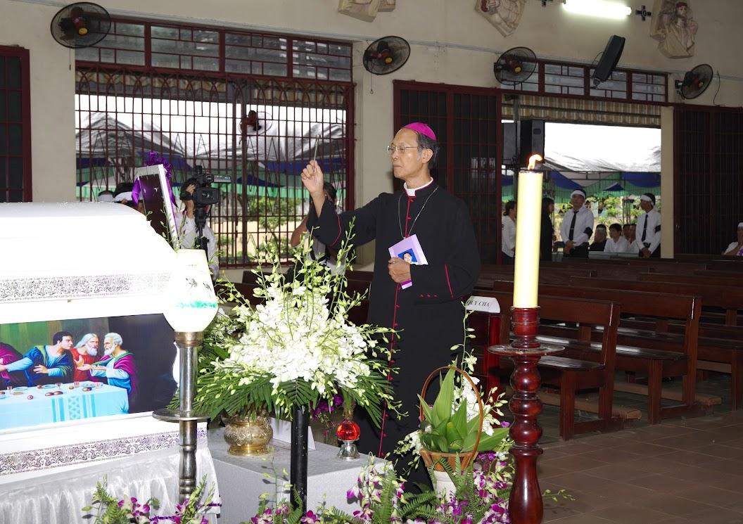 Thánh lễ an táng Cha Giuse Trần Ngọc Tâm - Chánh xứ Xuân Đức - Ảnh minh hoạ 7
