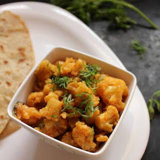 Cauliflower Sabzi Recipe, Gobhi Ki Sabji.