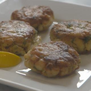 Patti's Jumbo Lump Crab Cakes.