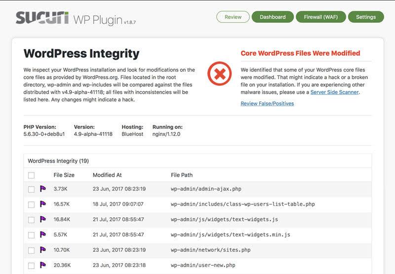 Plugin-quet-ma-doc-Wordpress-Sucuri