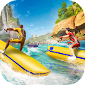 Banana Boat Water Speed Race APK