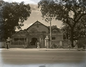Photo: Post office Madras